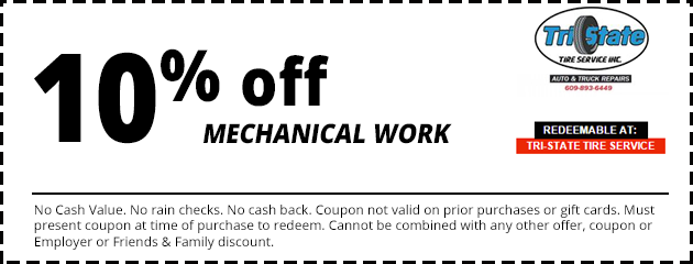 10% OFF Mechanical Work