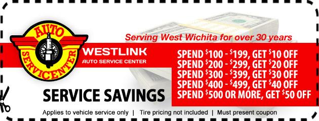 Westlink Auto Service Center Wichita Ks Tires Auto Repair Shop