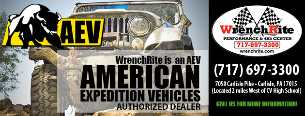 AEV Authorized Dealer