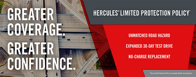 Hercules Limited Protection Policy