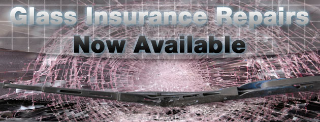 Glass insurance repair