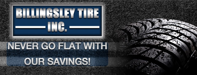 Billingsley Tire Inc._Coupons Specials