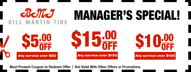 Managers Special